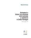 Richiedenti e titolari di protezione internazionale e umanitaria in Emilia-Romagna Monitoraggio 2016