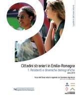 Cittadini stranieri in Emilia-Romagna. 1. Residenti e dinamiche demografiche, anno 2019.