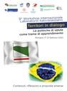 9° Workshop internazionale Laboratorio italo-brasiliano. Le politiche di salute come trame di apprendimento.