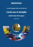 Monitoraggio dati di attività dei Centri per le famiglie dell'Emilia-Romagna