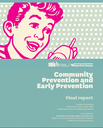 Early prevention and community policing: the case of mentoring. Final report