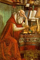 Domenico del Ghirlandaio, San Girolamo