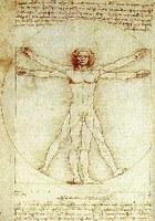 Leonardo da Vinci, L'uomo vitruiviano