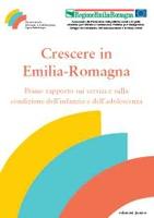 Copertina Crescere in Emilia-Romagna - anno 2005