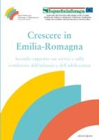 Copertina Crescere in Emilia-Romagna - anno 2008