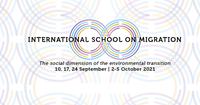 Bologna. International School on Migration, IV edizione