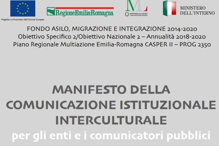 Comunicazione istituzionale interculturale. Dall'Emilia-Romagna arriva un Manifesto con le strategie più efficaci