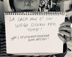 Donne migranti e COVID-19. Informazioni in lingua contro la violenza maschile