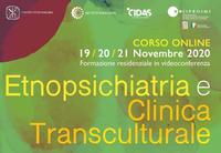 Etnopsichiatria e clinica transculturale. Corso online