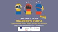 TOMORROW PEOPLE - Concorso per creativi Under 35 dell'Emilia-Romagna