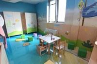 Bologna, al S.Orsola uno spazio dedicato ai piccoli pazienti lungodegenti