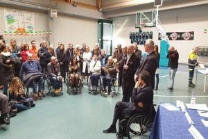 Nasce a Villanova sull'Arda il Centro nazionale paralimpico del Nord Italia