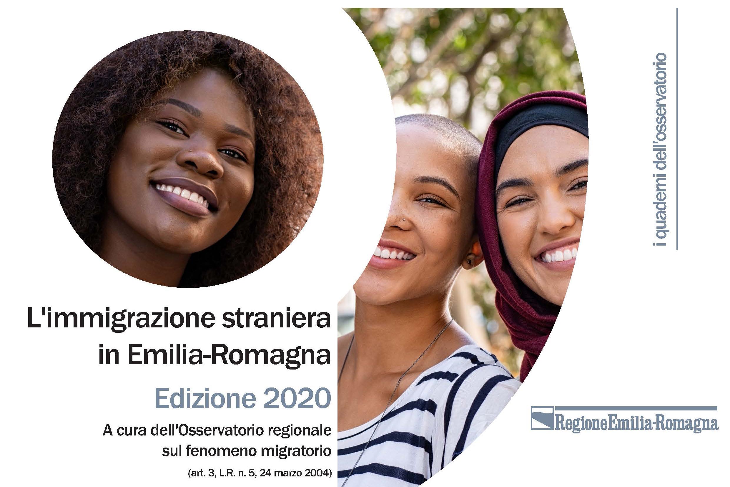 L'immigrazione straniera in Emilia-Romagna — Sociale