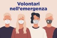 Volontari in azione: un contributo fondamentale per fronteggiare l'emergenza