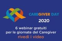 Caregiver Day 2020. A fianco di chi si prende cura di un proprio caro che necessita di assistenza