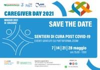 Sentieri di cura post Covid-19. Caregiver Day 2021