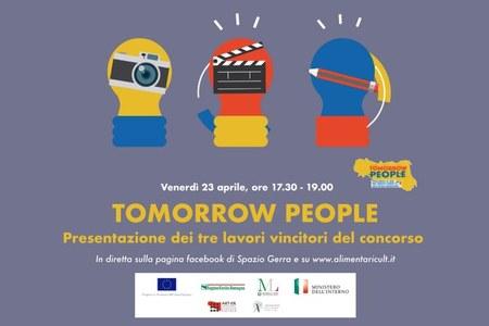 Tomorrow People: segui l'iniziativa finale del concorso per creativi Under 35 dell'Emilia-Romagna