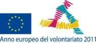 Il logo dell'Anno europeo del volontariato